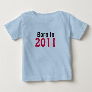 Camiseta Para Bebê T-shirt infantil do nascer em 2011