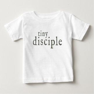 Camiseta Para Bebê T-shirt minúsculo da criança do discípulo