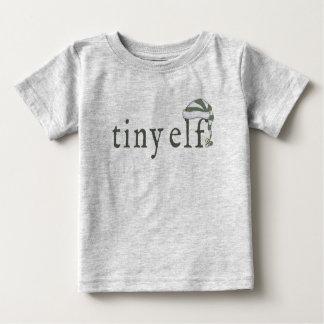 Camiseta Para Bebê T-shirt minúsculo do duende