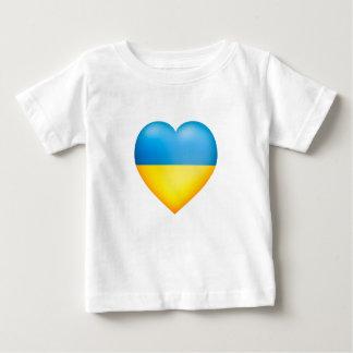 Camiseta Para Bebê T-shirt para o ucraniano dos patriotas