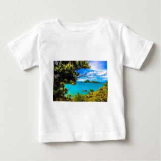 Camiseta Para Bebê Tailândia bonita
