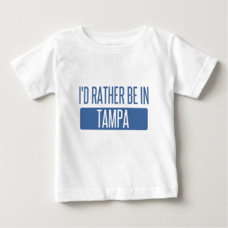 Camiseta Para Bebê Tampa