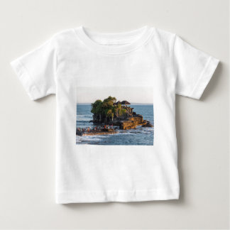 Camiseta Para Bebê Tanah-Lote Bali Indonésia