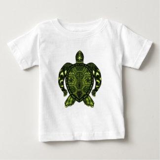 Camiseta Para Bebê Tartaruga 2b