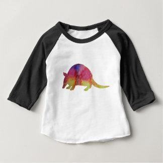 Camiseta Para Bebê Tatu