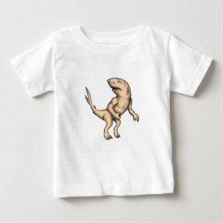 Camiseta Para Bebê Tatuagem de combate da posição de Nanaue