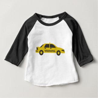 Camiseta Para Bebê Táxi de táxi de New York