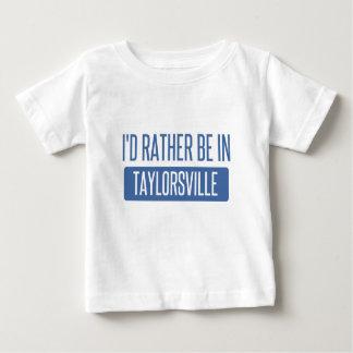 Camiseta Para Bebê Taylorsville