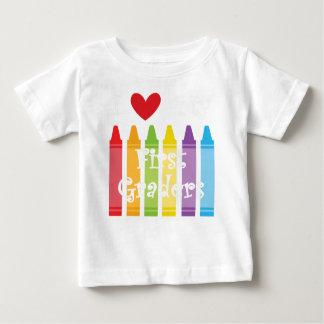Camiseta Para Bebê teacher2 de primeiro grau