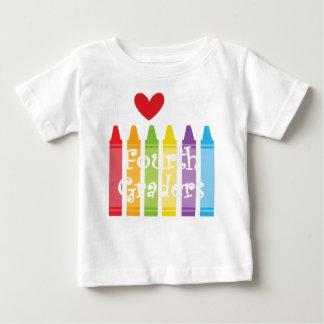 Camiseta Para Bebê Teacher2 quarta série