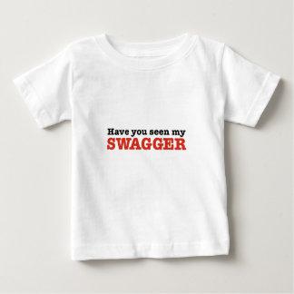 Camiseta Para Bebê Tem você visto meu elógio (a edição vermelha