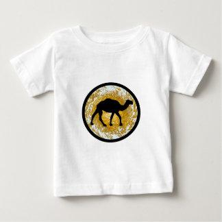 Camiseta Para Bebê Tempestade de areia