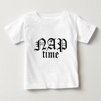 Camiseta Para Bebê Tempo da sesta