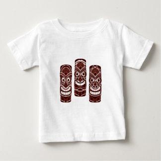 Camiseta Para Bebê Tempo de Tiki