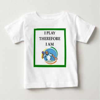 Camiseta Para Bebê ténis de mesa