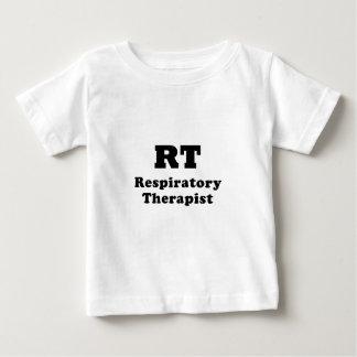 Camiseta Para Bebê Terapeuta respiratório