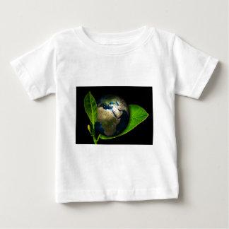 Camiseta Para Bebê Terra