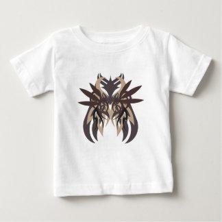 Camiseta Para Bebê Terra da abstracção quatro