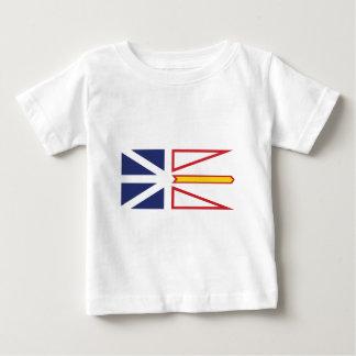 Camiseta Para Bebê Terra Nova e Labrador