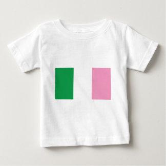 Camiseta Para Bebê Terra Nova Tricolour