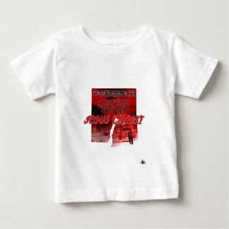Camiseta Para Bebê Terremoto