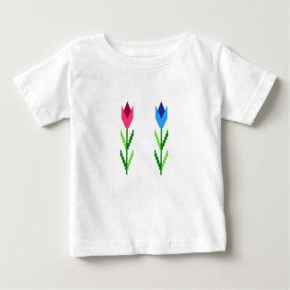 Camiseta Para Bebê Teste padrão búlgaro tradicional