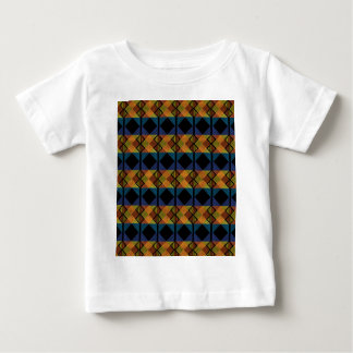 Camiseta Para Bebê Teste padrão D