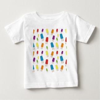 Camiseta Para Bebê Teste padrão gêmeo dos pop
