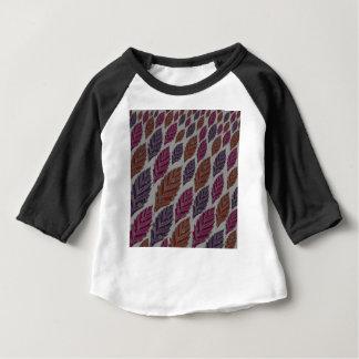 Camiseta Para Bebê Teste padrão H