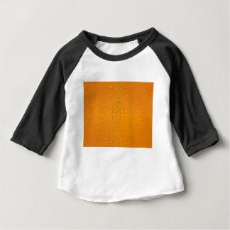 Camiseta Para Bebê Teste padrão macro 8868 do vidro de cerveja