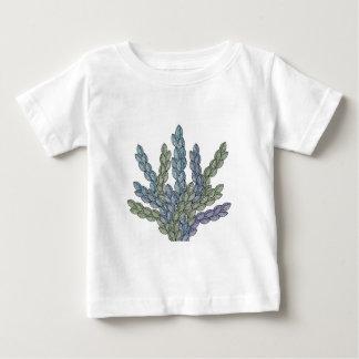 Camiseta Para Bebê Teste padrão S