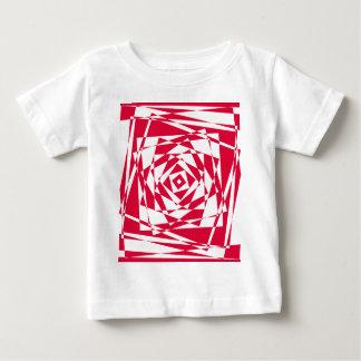 Camiseta Para Bebê Teste padrão sem emenda do vetor - fundo abstrato