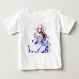 Camiseta Para Bebê The Guardian da íris Siberian