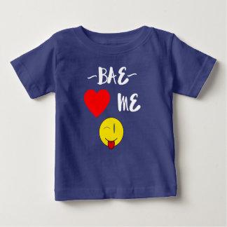 Camiseta Para Bebê Tia Amor Me - tia Bebê Presente de BAE