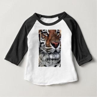 Camiseta Para Bebê Tigre de Cedarhill