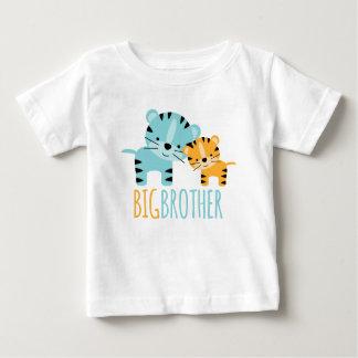 Camiseta Para Bebê Tigre do big brother