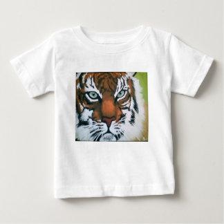 Camiseta Para Bebê Tigre majestoso