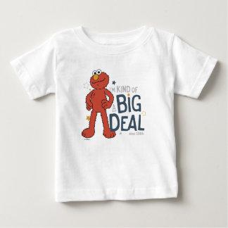 Camiseta Para Bebê Tipo de Elmo | I'm de uma grande coisa