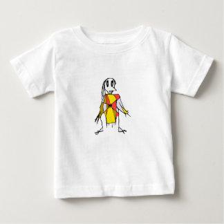 Camiseta Para Bebê Tiragem dos espantalhos