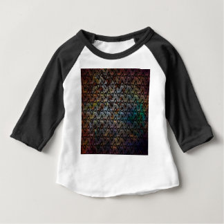 Camiseta Para Bebê Todo o teste padrão de vista