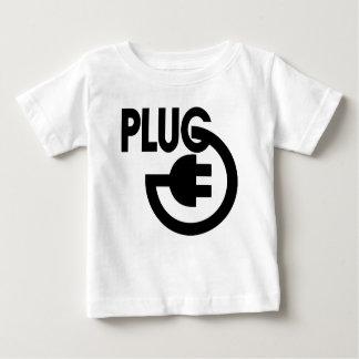 Camiseta Para Bebê tomada