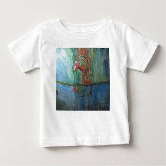 Camiseta Para Bebê Torneira oxidado