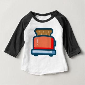 Camiseta Para Bebê Torradeira