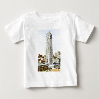 Camiseta Para Bebê Torre de Foshay, Minneapolis, Minnesota