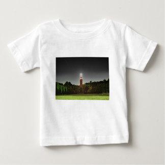 Camiseta Para Bebê Torre do cemitério