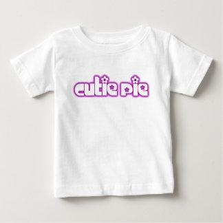 Camiseta Para Bebê Torta de Cutie