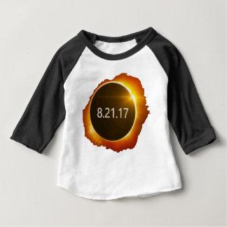 Camiseta Para Bebê Total-Solar-Eclipse3