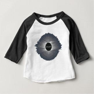 Camiseta Para Bebê Total-Solar-Eclipse9