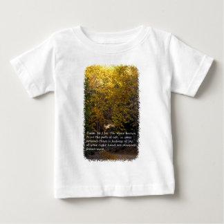Camiseta Para Bebê Trajeto do 16:11 do salmo