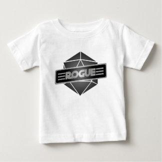 Camiseta Para Bebê Trapaceiro da estrela D20